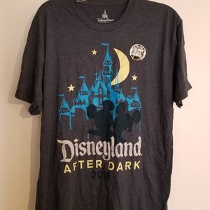 Disneyland After Dark Mickey Minnie Mouse shirt